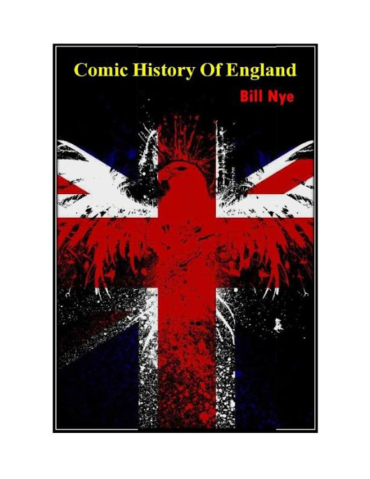Comic History of England by Bill Nye ebooks | edubilla.com