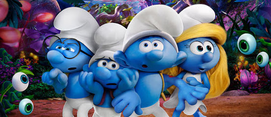 Meghan Trainor's New Original Song for Smurfs: The Lost Village!