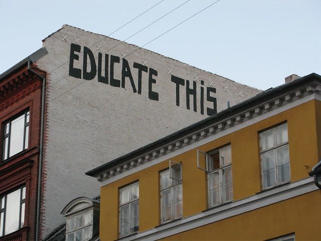 Educate this