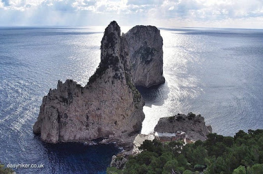 On your short visit, take this easy hike to see the best of Capri