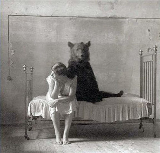 My Poetry Manuscript is a Bear...