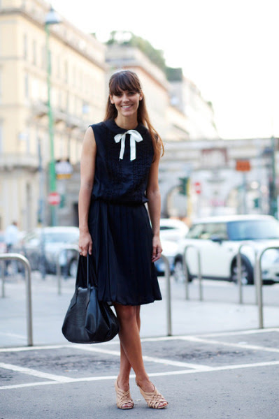 thatkindofwoman:  sartorial:On the Street….via Manin, Milano