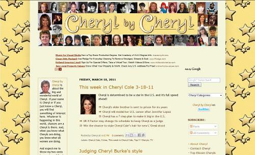 Cheryl by Cheryl