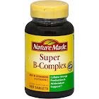 Nature Made Super B-Complex, Tablets - 140 tablets