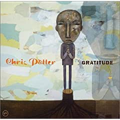 Chris Potter – Gratitude cover