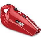 Dirt Devil AccuCharge BD10045RED Handheld Vacuum - Bagless - HEPA - Red