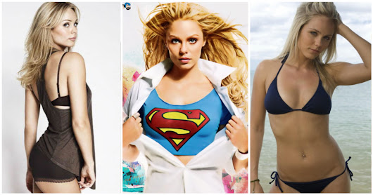 20 Hot Pictures Of Laura Vandervoort Amazing Supergirl From Smallville TV Series - Best Of Comic Books