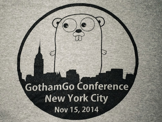 GothamGo: gophers in the big apple - The Go Blog