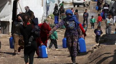 США приветствовали продление трансграничной помощи Сирии