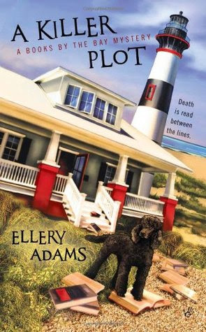 A Killer Plot (A Books by the Bay Mystery #1)