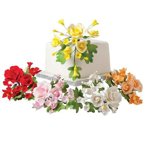 Sugar Flowers   Gum Paste Flowers & Decorations   NY Cake