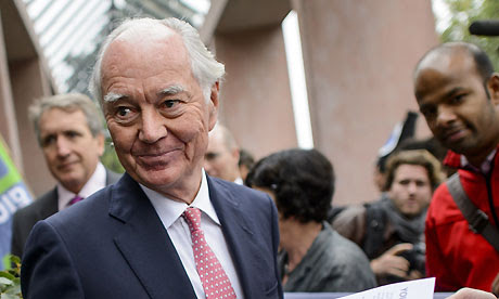 City veteran Sir John Bond voted off board of Glencore Xstrata