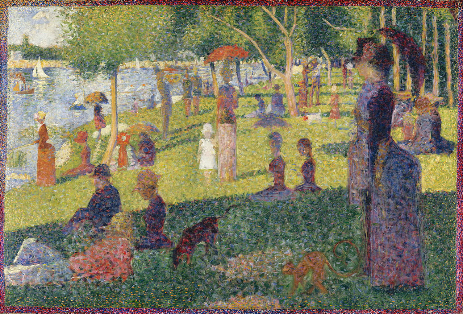 Image result for George Seurat