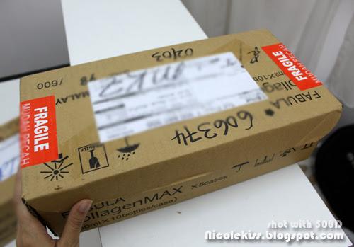 new parcel