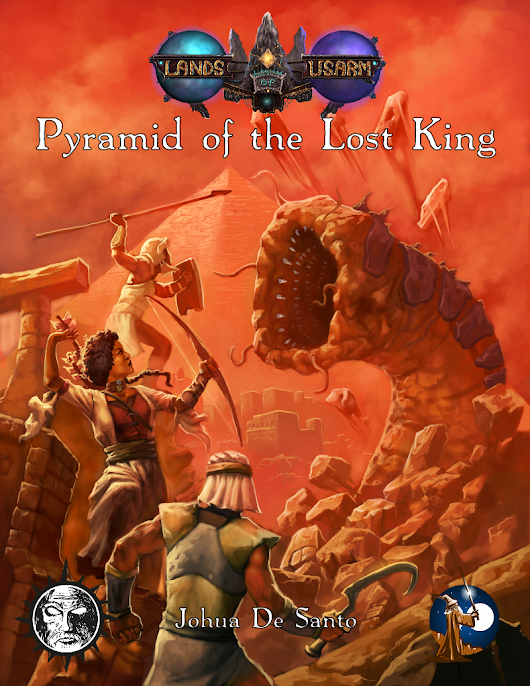 Pyramid of the Lost King