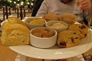 Christmas in the City - Gingerbread Tea Breads