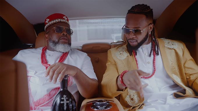 Larry Gaaga Features Flavour, Phyno & Theresa Onuorah on New Record 'Egedege'