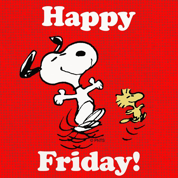 Happy Friday Animated Clipart Clip Art Library
