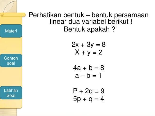 Contoh Soal Grafik F X Rumamu Di