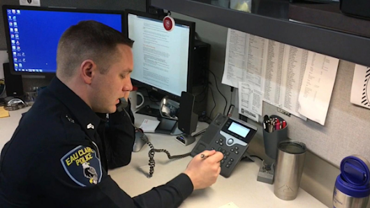 Police officer's scam robocall warning goes viral