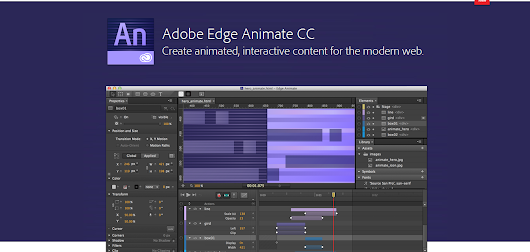 Download Adobe Edge Animate CC final - cập nhật 1/9/2014