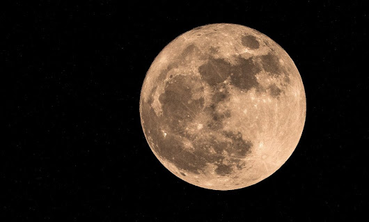 Supermoon: Why Does The Moon Look Bigger Sometimes?