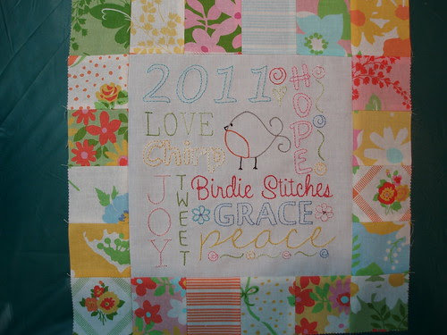 LMS Birdie BOM block 6a