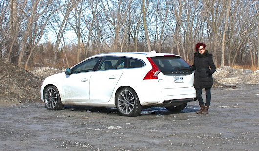 2015 Volvo V60: Thinking outside the boxy