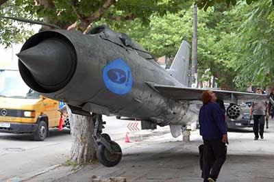 Avião do Yahoo