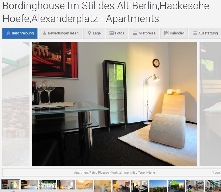 spencerberd11 alias robert wenzel die 1 zimmer wohnung. Black Bedroom Furniture Sets. Home Design Ideas