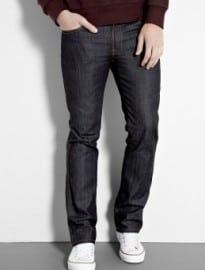Nudie Jeans Slim Jim Dry Broken Twill Slim Jeans