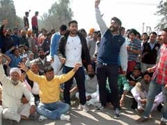 BJP Alleges Conspiracy By Congress In Haryana's Jat Quota Agitation