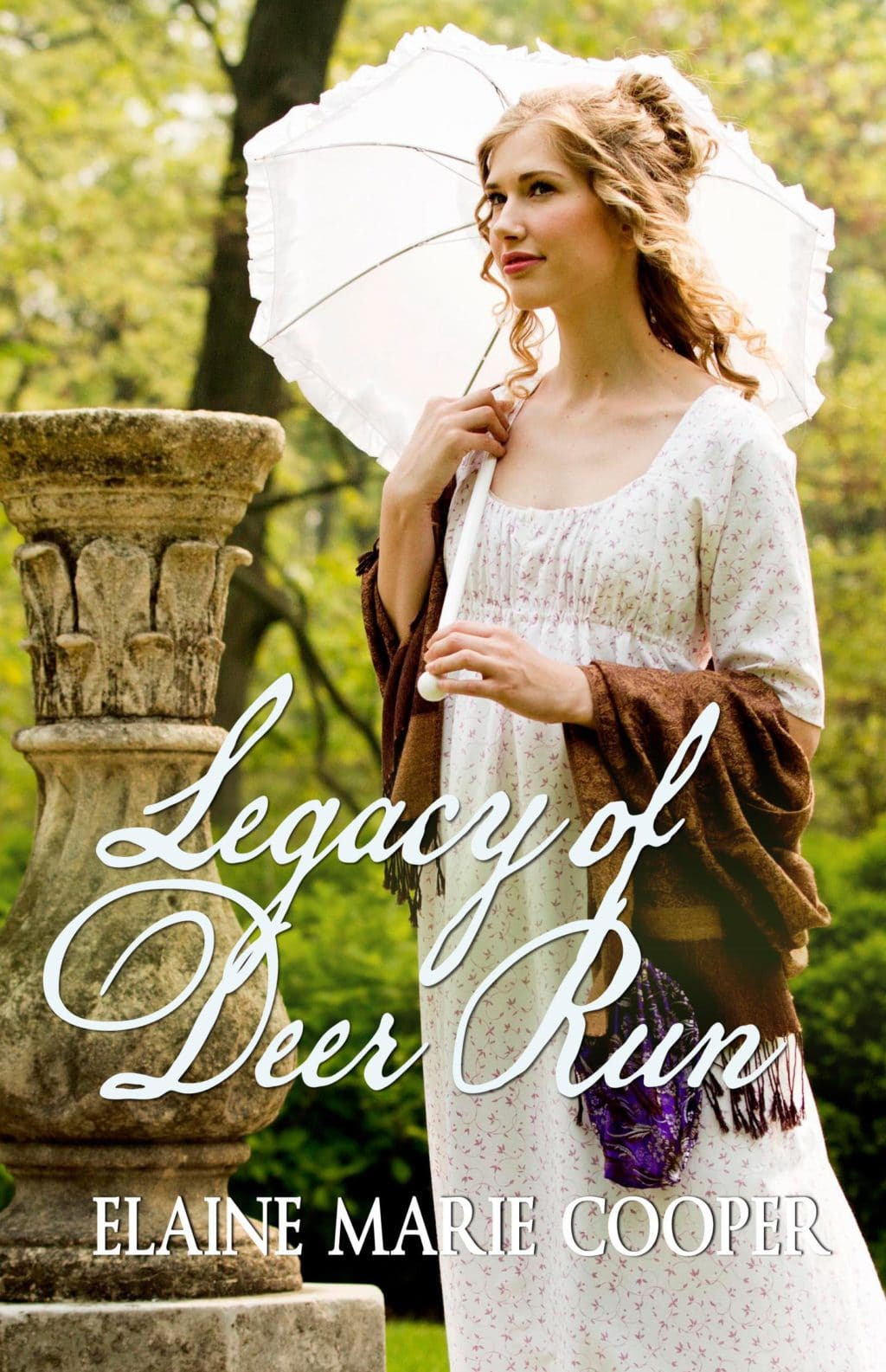 Legacy of Deer Run book cover