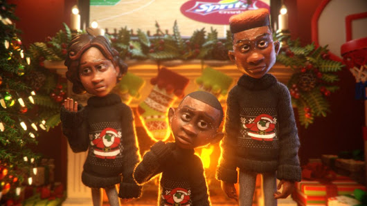 Aardman Nathan Love Animates A CG LeBron James With A Stop-Motion Vibe