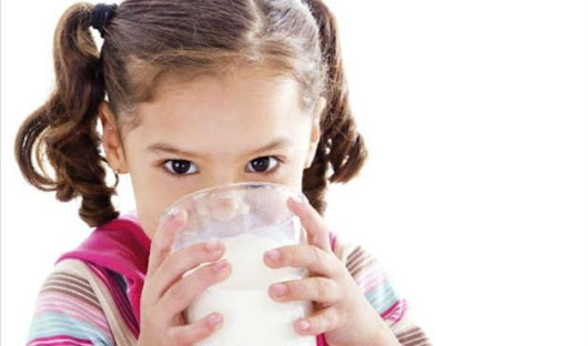 Is milk necessary in our daily life?