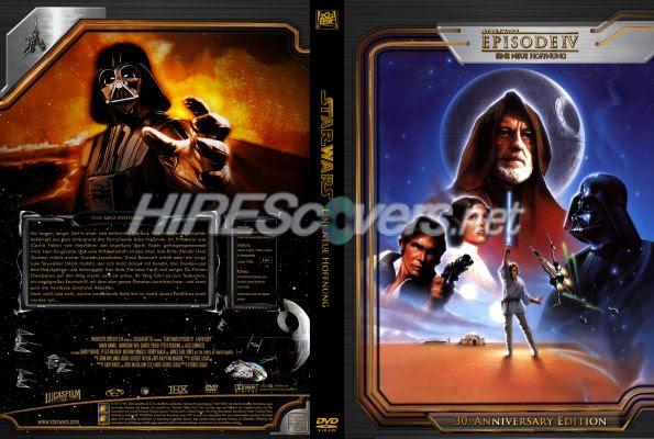 Star Wars Episode 4 Pictures. Star Wars Episode 4 Dvd Cover.