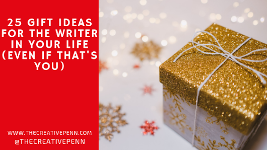 25 Gift Ideas For The Writer In Your Life (Even If That's You) | The Creative Penn