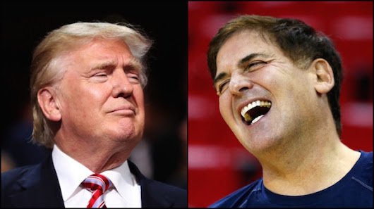Mark Cuban Roasts Donald Trump Through Song On Late Show - bettingsports.com