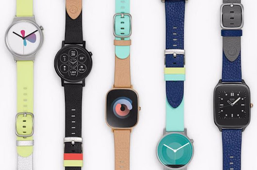 Android Wear erhält ab sofort Oreo-Update