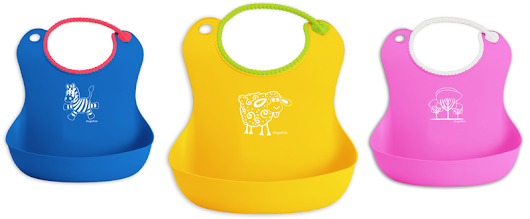 Premium Baby Bibs - Ginger Hill Creations