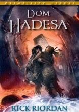 Dom Hadesa - Rick Riordan