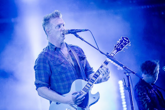 Queens Of The Stone Age - Eden Sessions, Cornwall