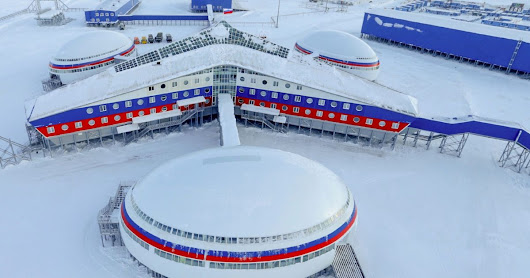 Russian MoD offers interactive 360° tour of state-of-the-art military Arctic base