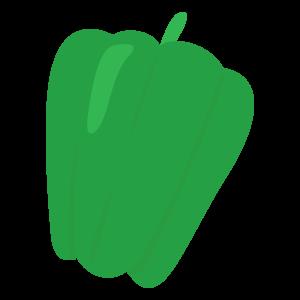 ピーマンの無料素材 花植物イラスト Flode Illustration フロデ