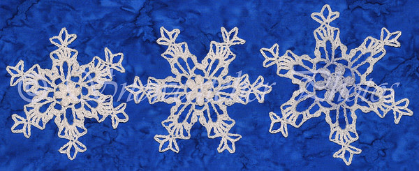 Wind River Snowflakes
