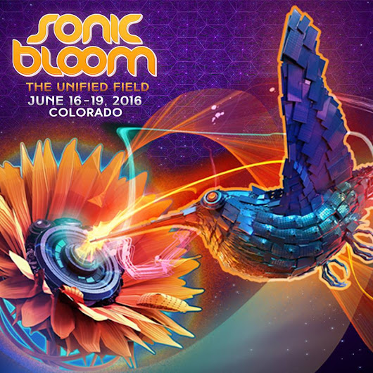 Win 4 Passes To Sonic Bloom!