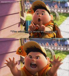 disney characters and funny things they said in the movie ...