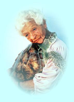Ila Loetscher, Turtle Lady of Texas