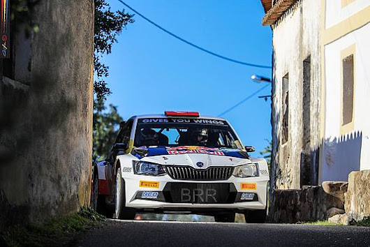 Turkey's Yagiz Avci is the FIA European Rally Trophy champion: – News - BRR.at: Baumschlager Rallye & Racing - Mitsubishi - Ralliart - Skoda