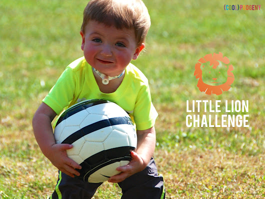make a little roar! #JohnsonvilleSponsors little lion challenge